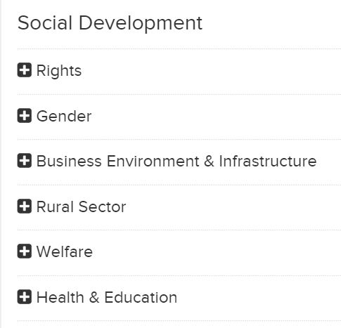 Social Development AII