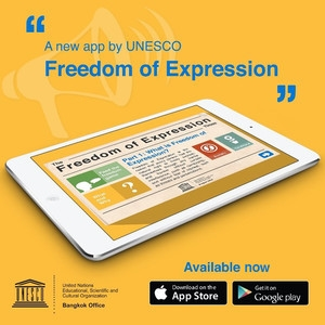 unesco freedom of expression