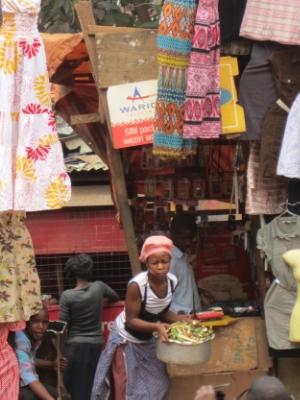 Kampala lady