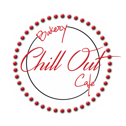 Master Chill Out cafe and bakery Logo with emboss and white blur.png