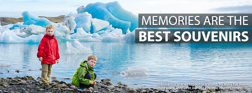 3rd Place winner of the 2013 Nordic Visitor Photo Contest