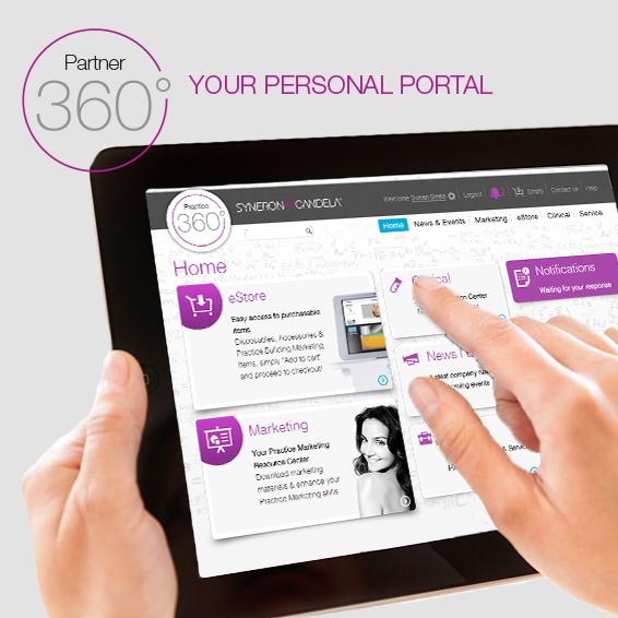 Portal  UX UI design