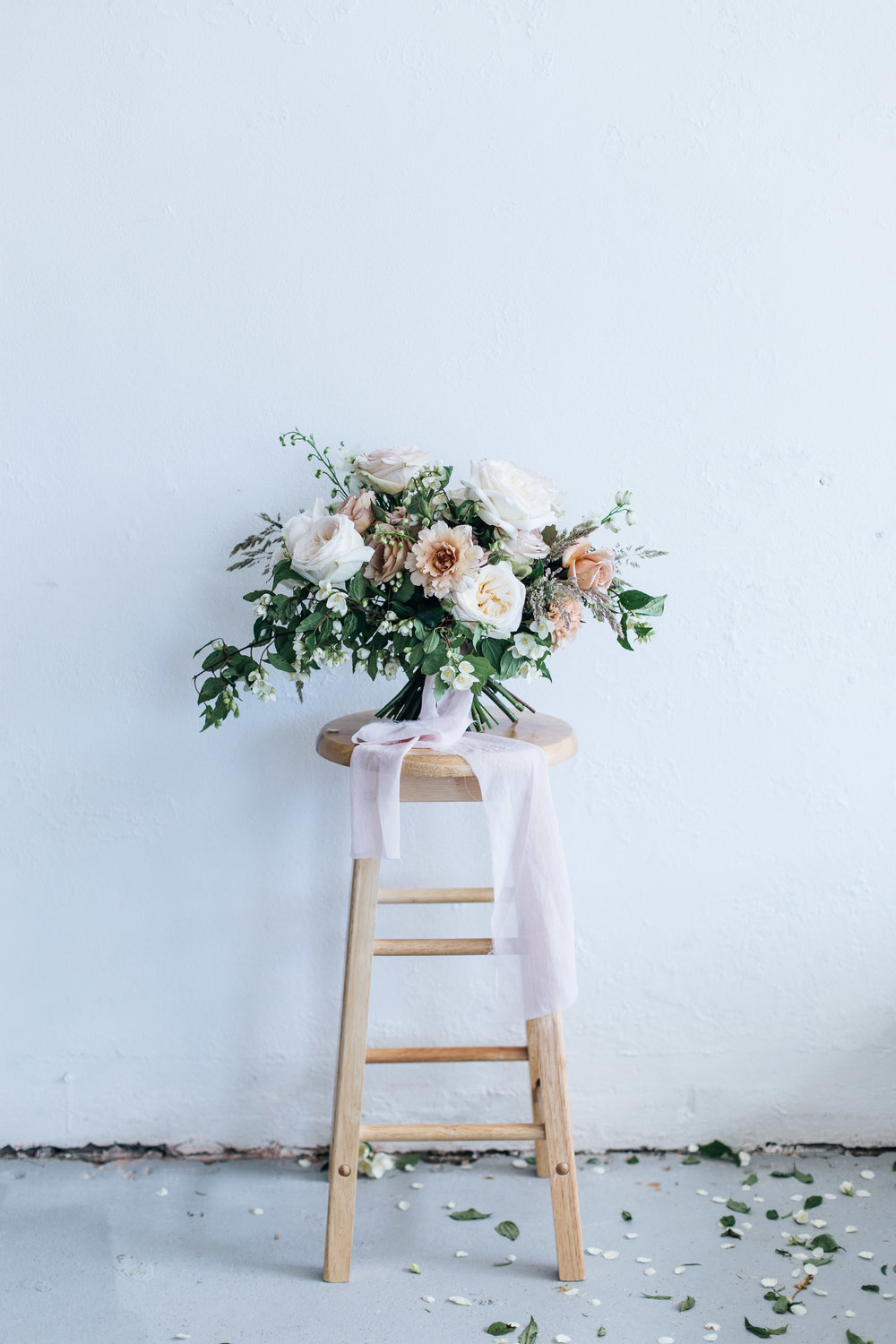 Floral Shoot for Foxglove Floral