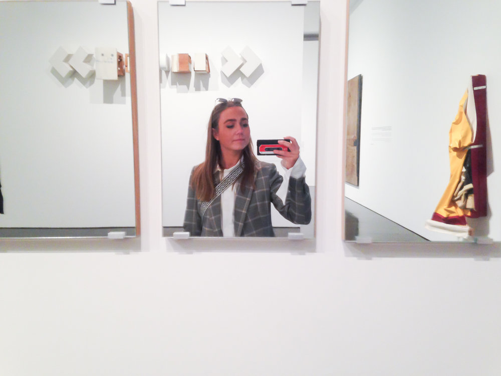 art selfie