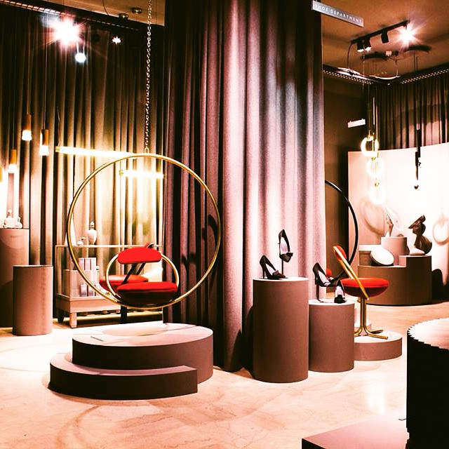 Just a few days left to visit San Gregorio Docet district. #LeeBroom's Department Store is running for the best #FuoriSalone exposition award!