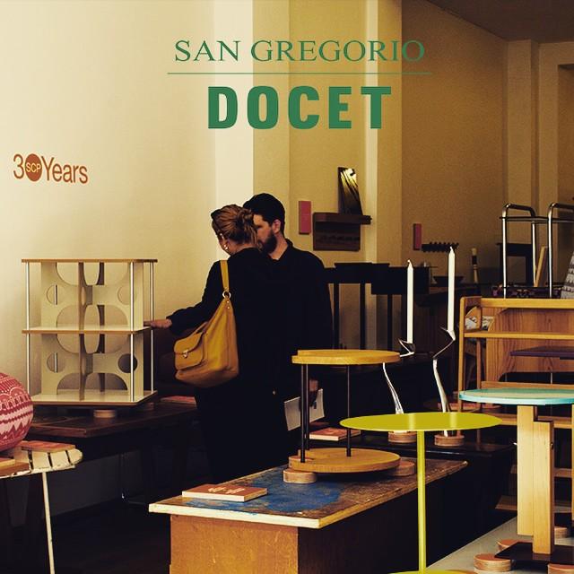 @scpltd exhibition looks amazing! Come and visit #SanGregorioDocet !  #mdw2015 #design #show #art #green