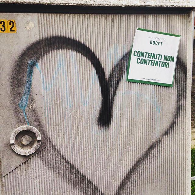 D-2 #distrettoristretto #sangregoriodocet #mdw16 #sgd2016 #fuorisalone #contenutinoncontenitori