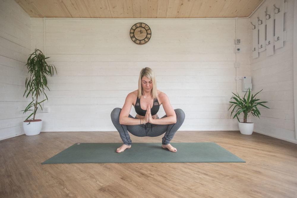 Pregnancy Yoga -