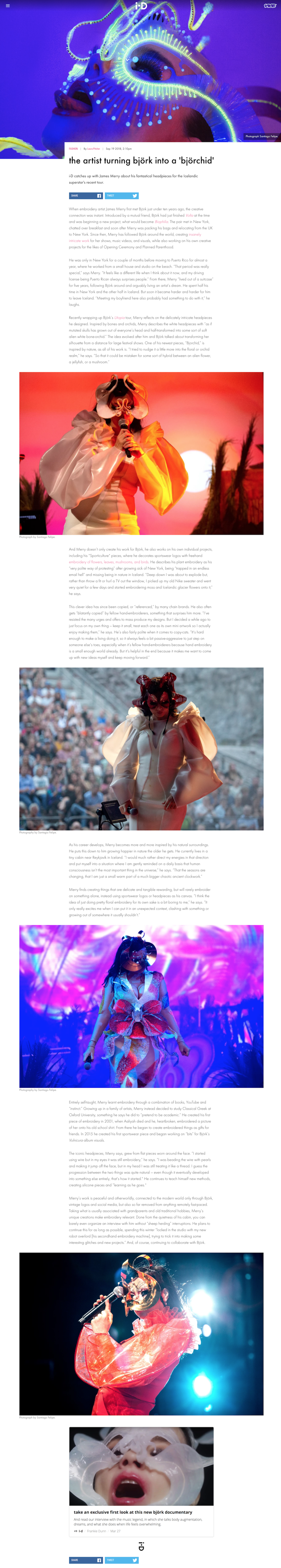 the artist turning björk into a 'björchid' - i-D.png