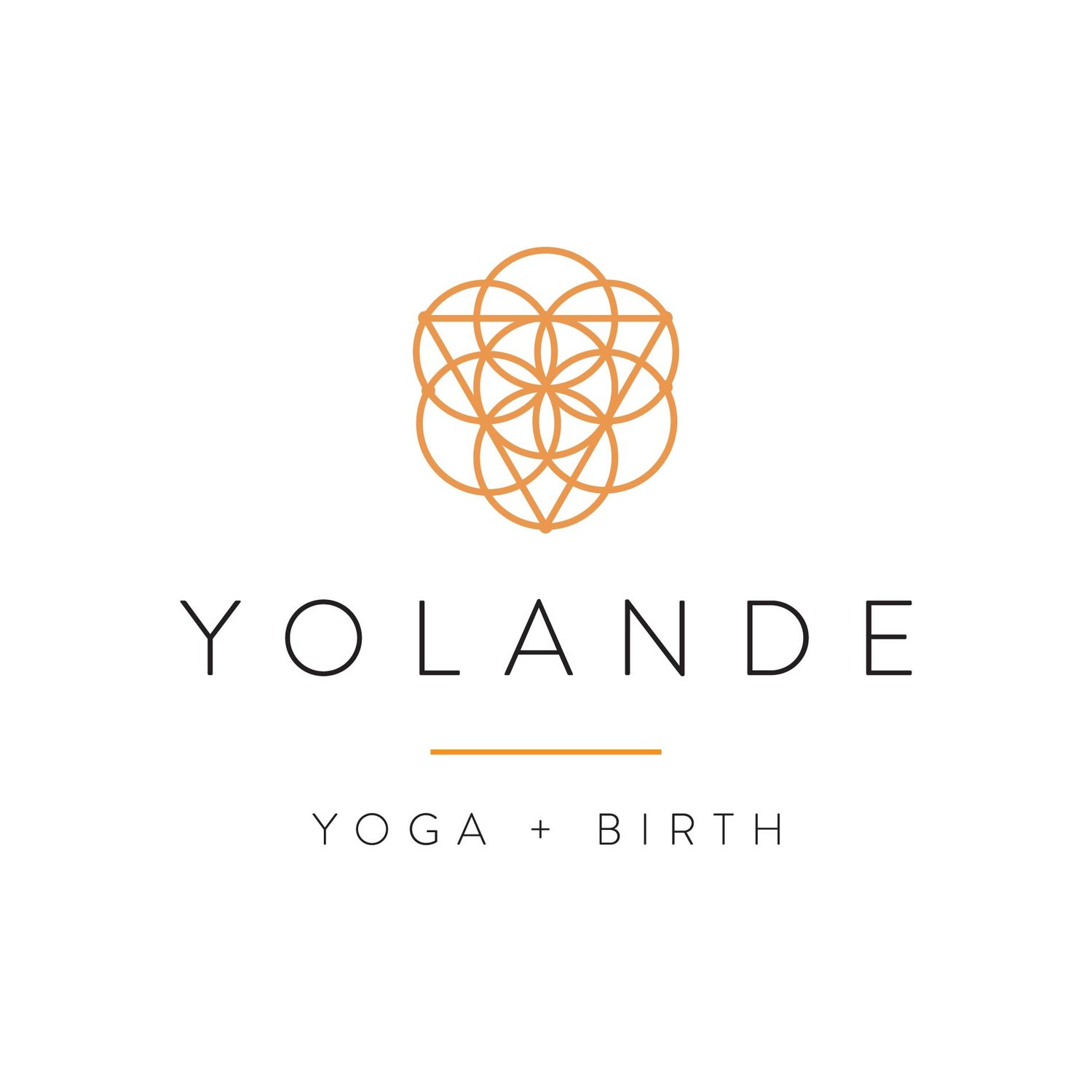 yolande yoga & birth