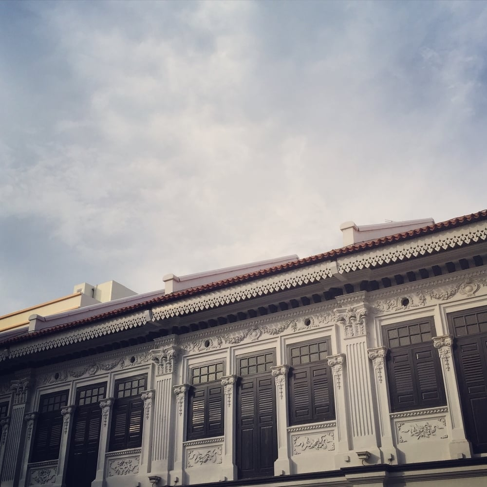 House at Joo Chiat, Singapore