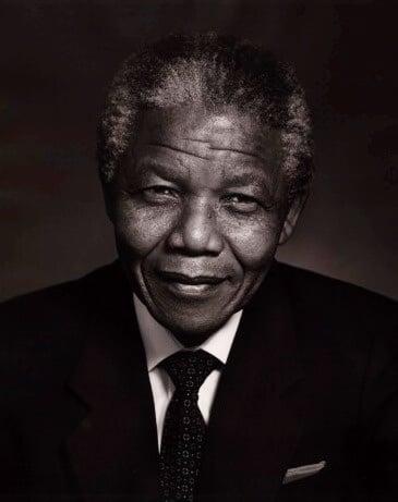 Farewell, Nelson Mandela (1918 - 2013)