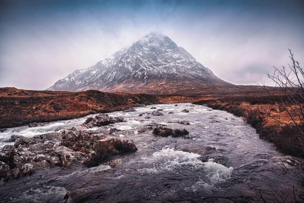 Buachaille Etive Mor - Glencoe. Image © Dean Wright Photography
