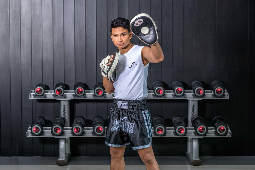 Personal trainer The Siam Gym