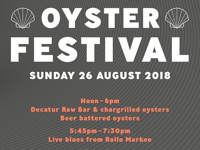 Oyster time! Get down to @masonandcoeast today for the best oysters around from our good pal @decaturlondon. We have a very special clam based cocktail on the menu plus grilled and raw oysters, our usual carvery and live blues this afternoon. Basically no better place to spend the bank holiday!