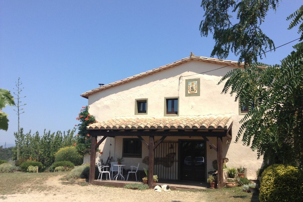 Can Torras Rural Retreat.