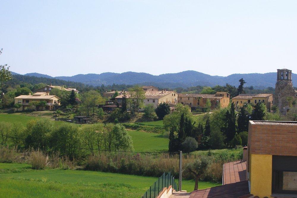 Gavarres Hills