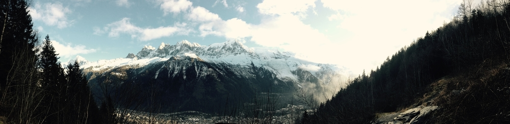 Winter 2014 in the Alps