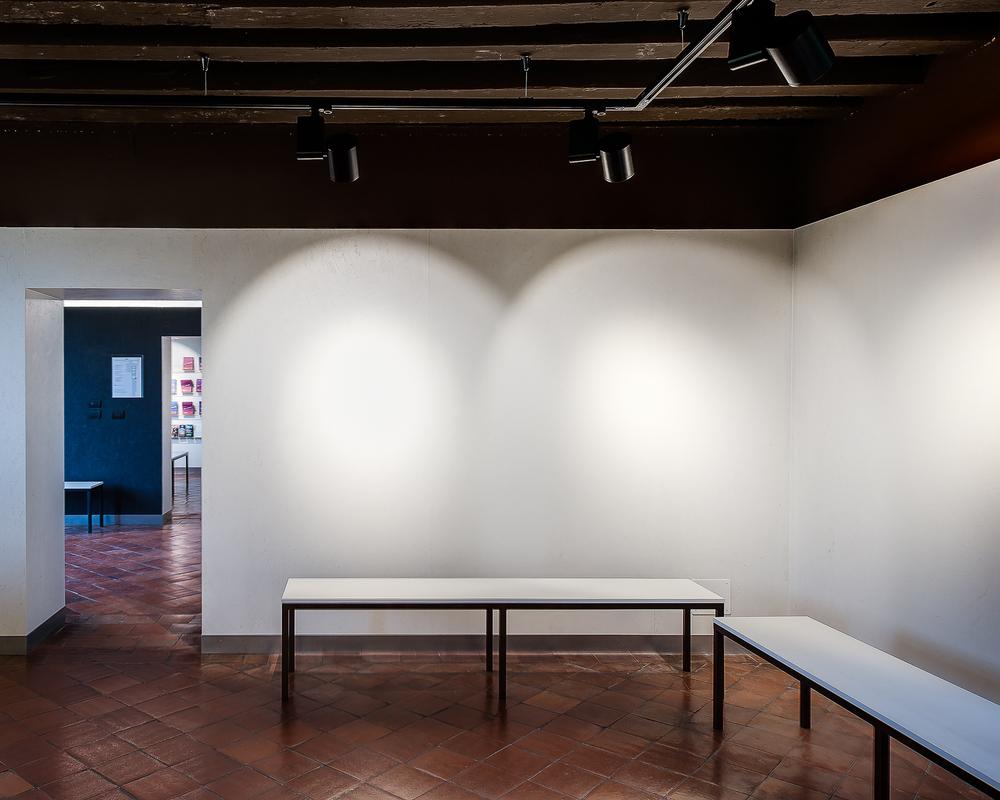 Villa Manin - Biglietteria | BookShop | Residenze   Progetto Marco Viola Studio Realizzazione IdeaEffe