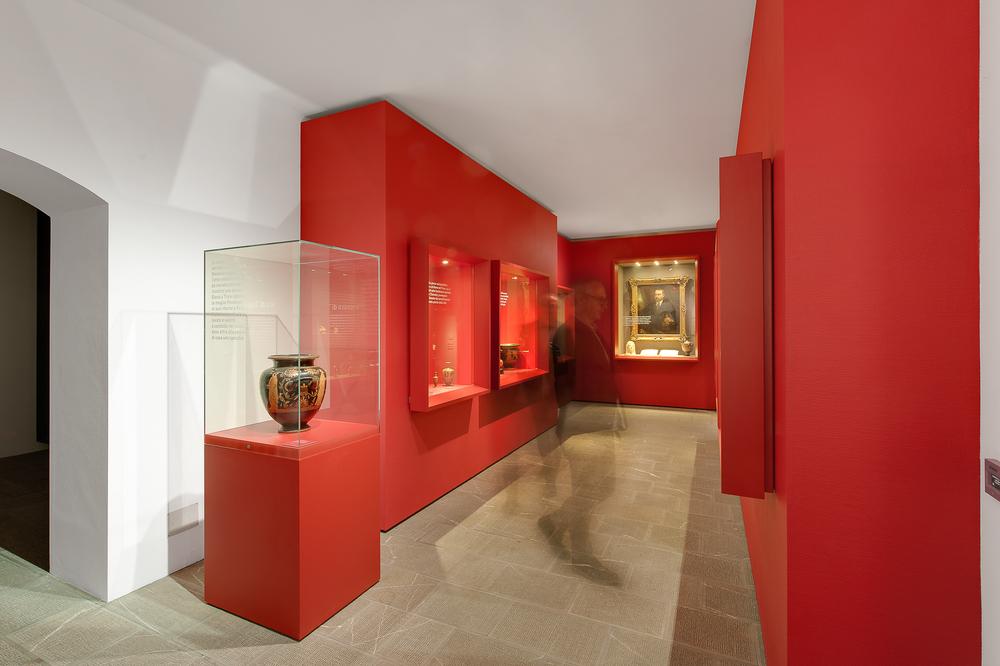 Nuovo Museo Archeologico e del Risorgimento Udine - Allestimento   Progetto Paolo Piccinin