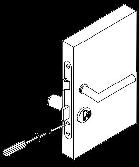 Abbildung 2: Den Zylinder fixieren
