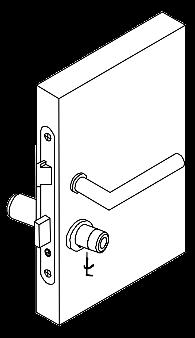 Abbildung 3: Den Knauf befestigen