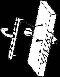 Abbildung 2: Die Außenblende aufsetzen