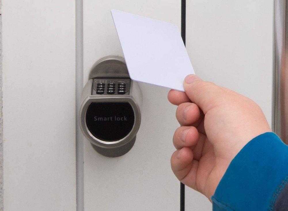 Accesso con Carte Elettroniche