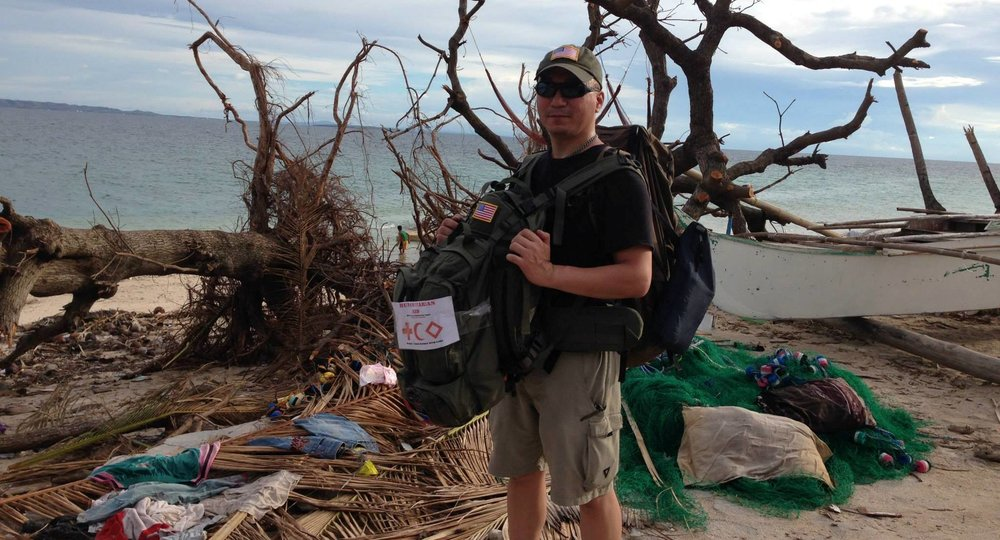 James Price on the first HASF mission your donations made happen