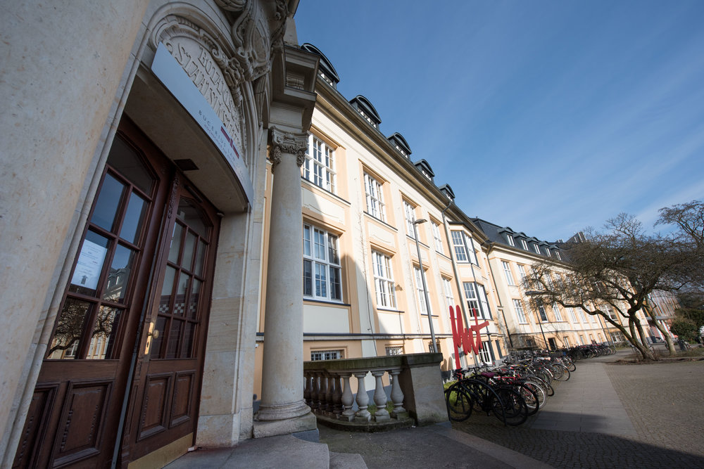 Strahlender Sonnenschein begrüßte die Teilnehmerinnen und Teilnehmer der 14. Jahrestagung EIAS an der Bucerius Law School …