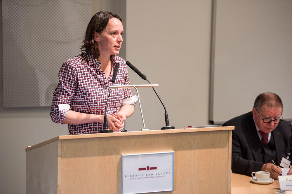 Prof. Dr. Katja Nebe, Martin-Luther-Universität, Halle-Wittenberg