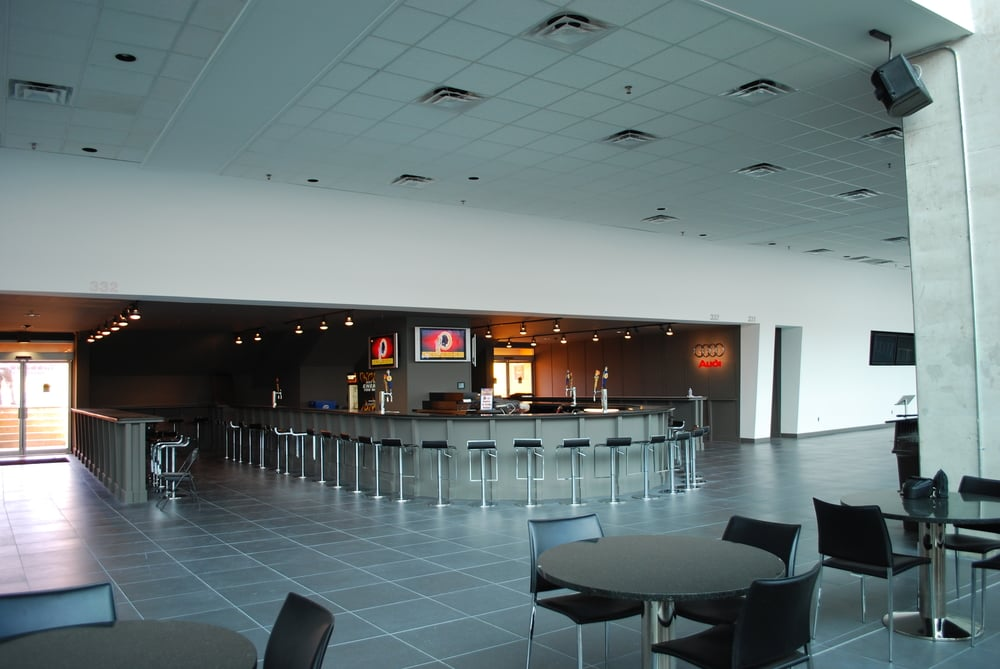EA Sports Players Lounge<a href=/ea-sports-players-lounge>→</a><strong>Kept bar operational during two preseason games while work was completed</strong>