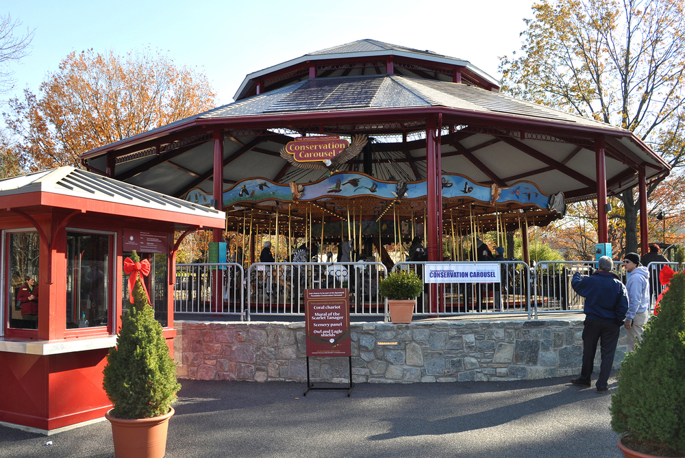Speedwell Foundation Conservation Carousel