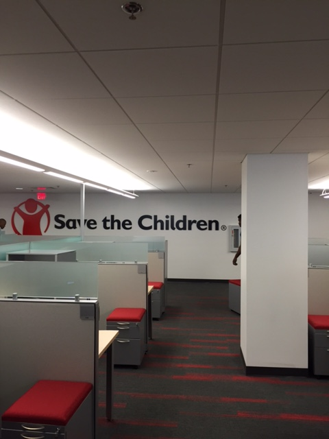 Copy of Save the Children <a href=/save-the-children>→</a><strong>Renovation of 55,000 sf of office space</strong>
