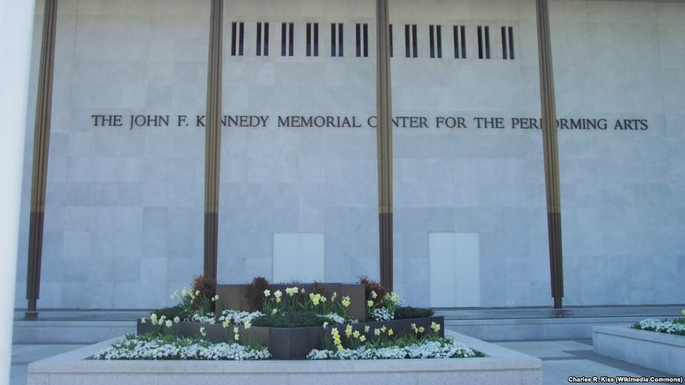 The John F Kennedy Center for the Performing Arts