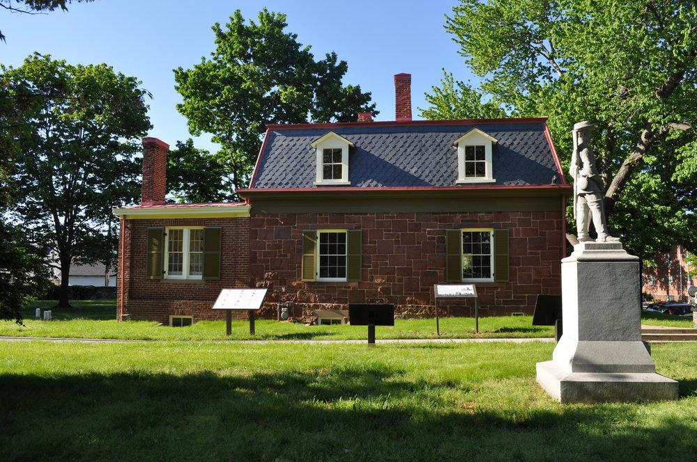 National Battleground Historic Lodge & Rostrum.jpg