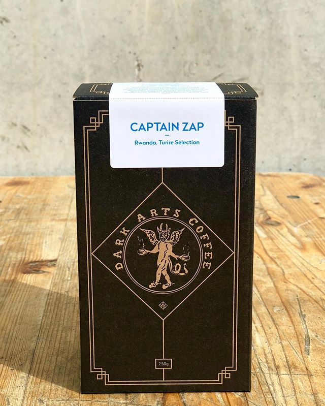 ⚡️CAPTAIN ZAP⚡️ We got a couple of new coffees hitting the online store and wholesale offering this Friday, This one comes to us from the great coffee producing country of Rwanda. More info to come...