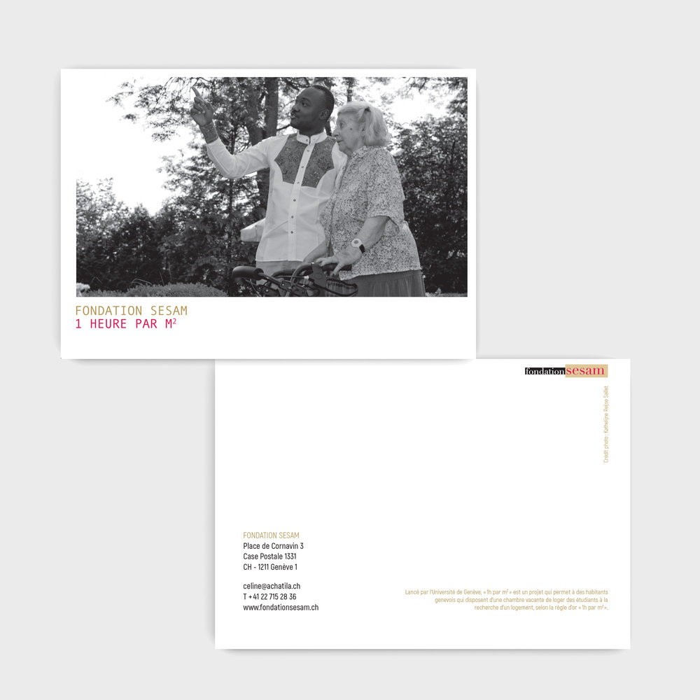 Cartes postales - série 1