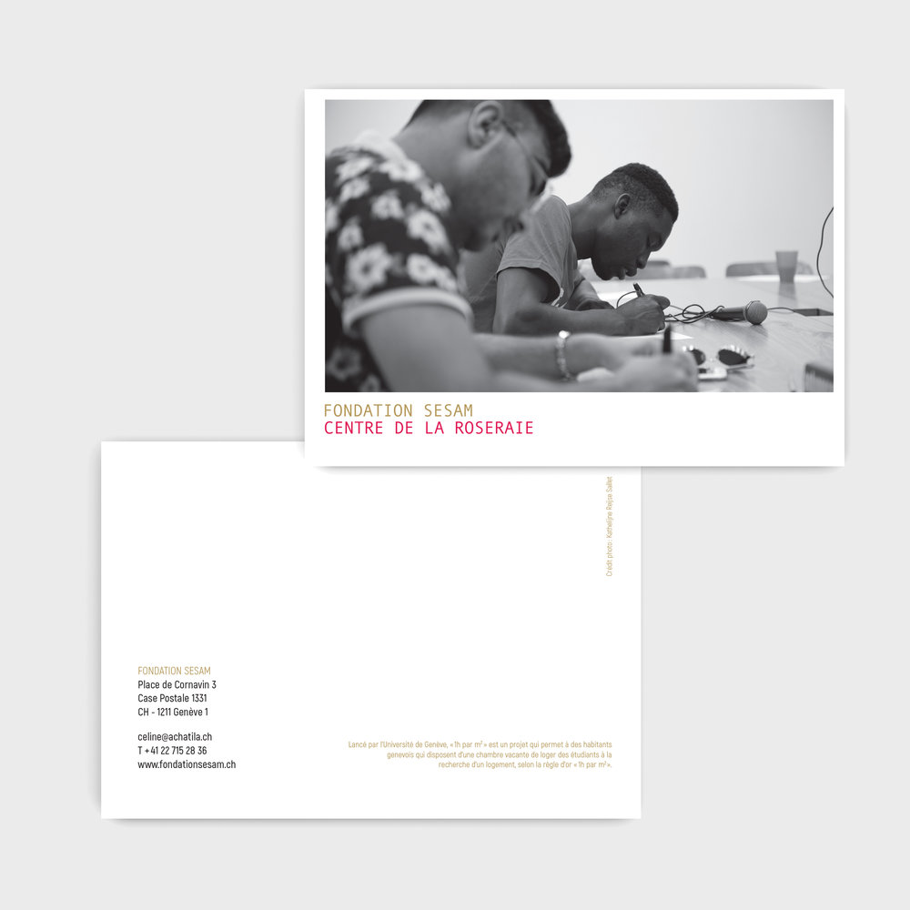 Cartes postales - série 2