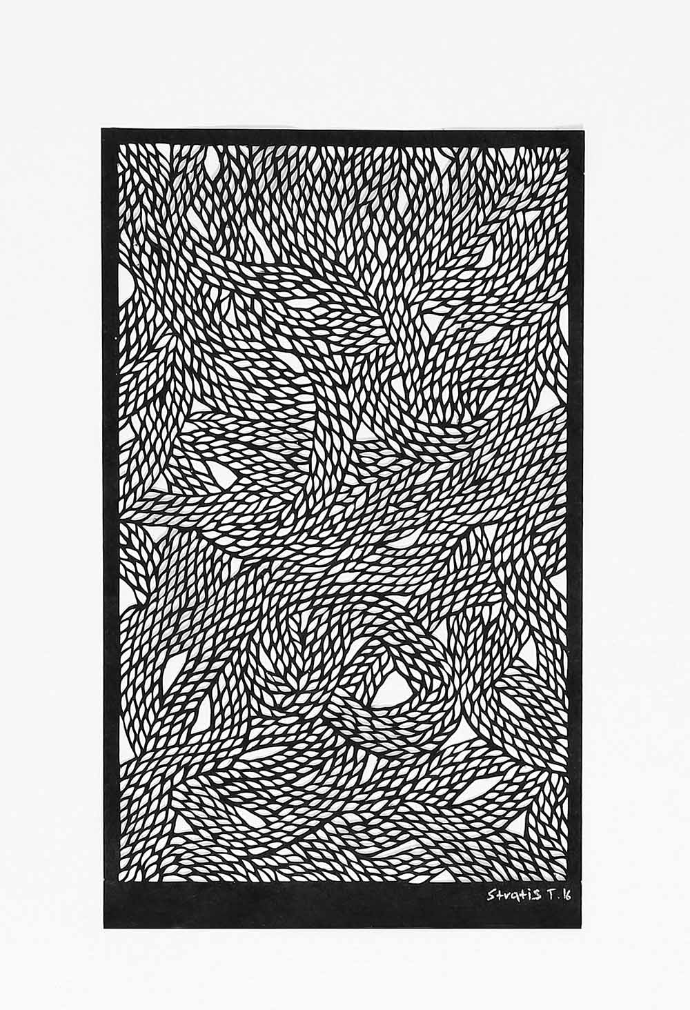 Untitled Black Threads