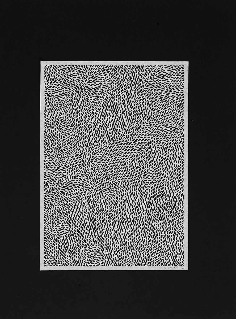 Untitled White Threads