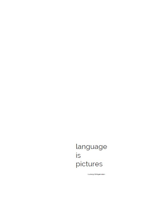 language is pictures