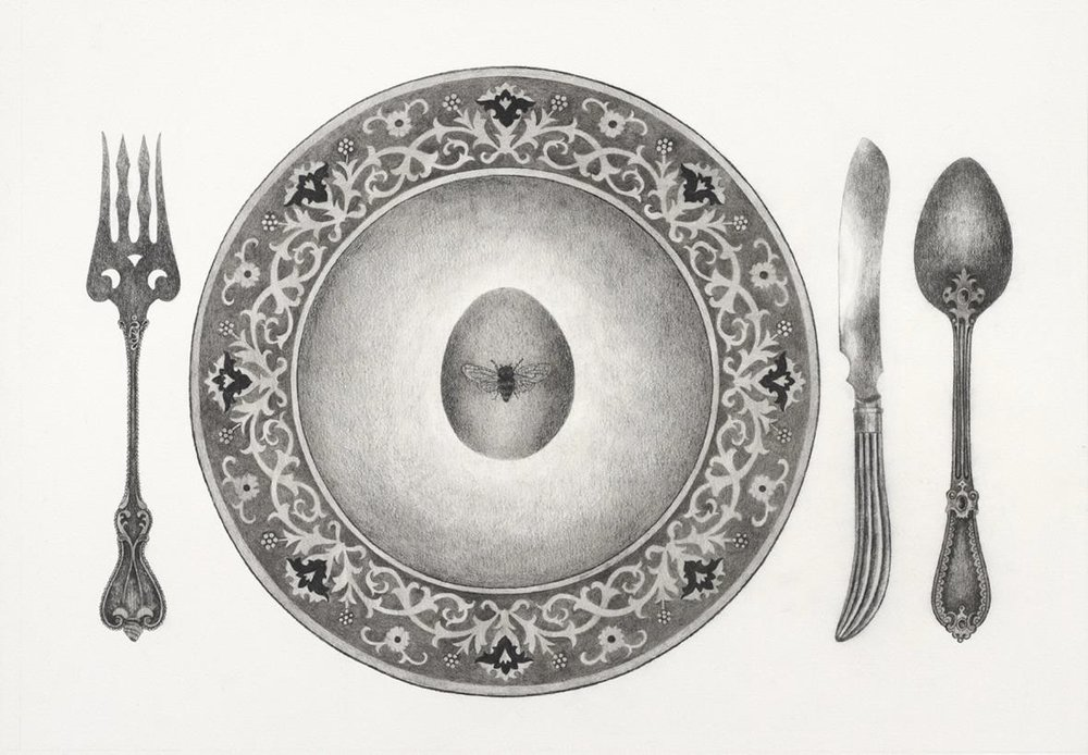 Eva Marathaki_ A pearly whiteness faintly bloodshot like the globe of an eye_2014_pencil on paper_30x43cm.jpg