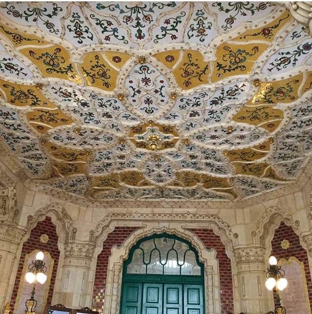 Museum of Applied Art in Budapest