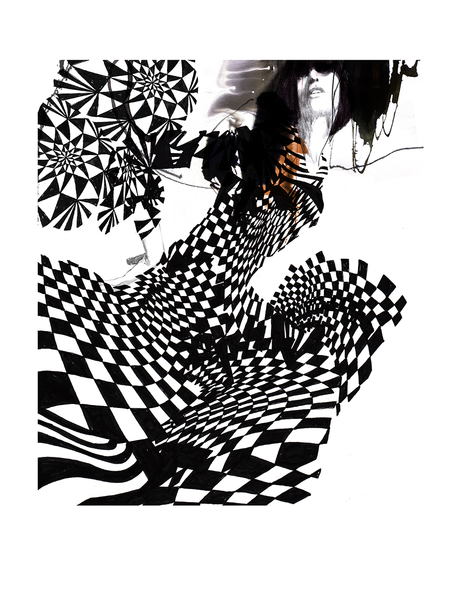 Geometric Lady