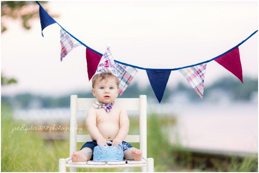 jacnjules_beachwood_beach_first_birthday_cake_smash_family_photographer
