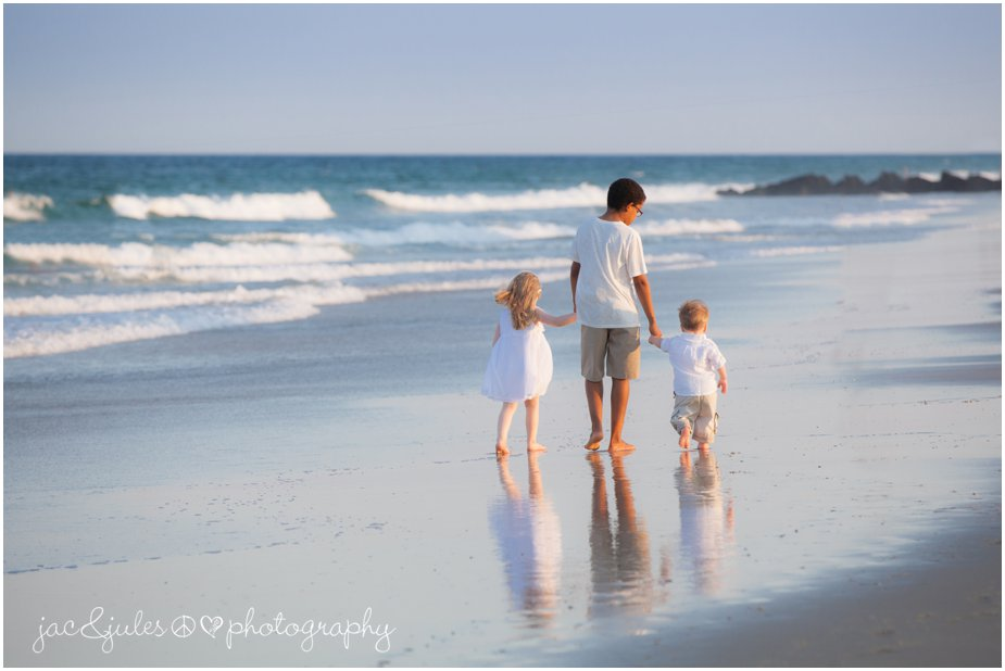 Kids Day at the Beach | Lavalette, NJ | JacnJules