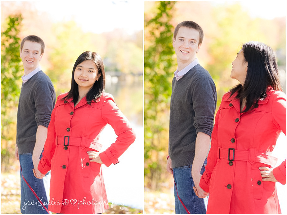 Modern engagement photography by JacnJules in Passaic County, NJ