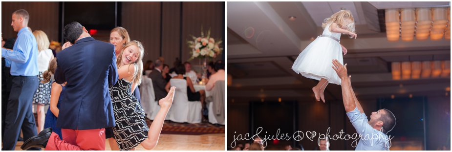 wedding guests dance at the heldrich hotel in new brunswick nj by jacnjules