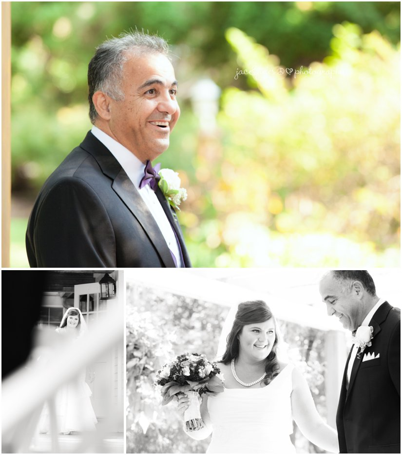 Father sharing in his daughters special day by JacnJules at the Mansion at Bretton Woods in Morristown, NJ